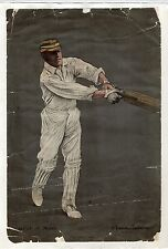 Albert Chevalier Tayler Cricket Print of Foster