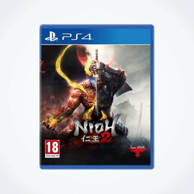 NIOH 2 sur PS4 / Neuf / Sous Blister / Version FR