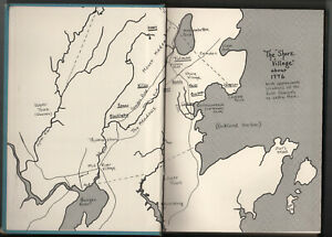 1976-ROCKLAND-MAINE-History-SHORE-VILLAGE-STORY-Knox-County-ILLUSTRATED-200th