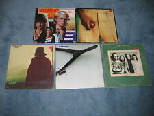 Wishbone Ash Lot of 5 Album LP Records