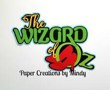 CRAFTECAFE MINDY HELLO GORGEOUS  premade paper piecing scrapbook title diecut