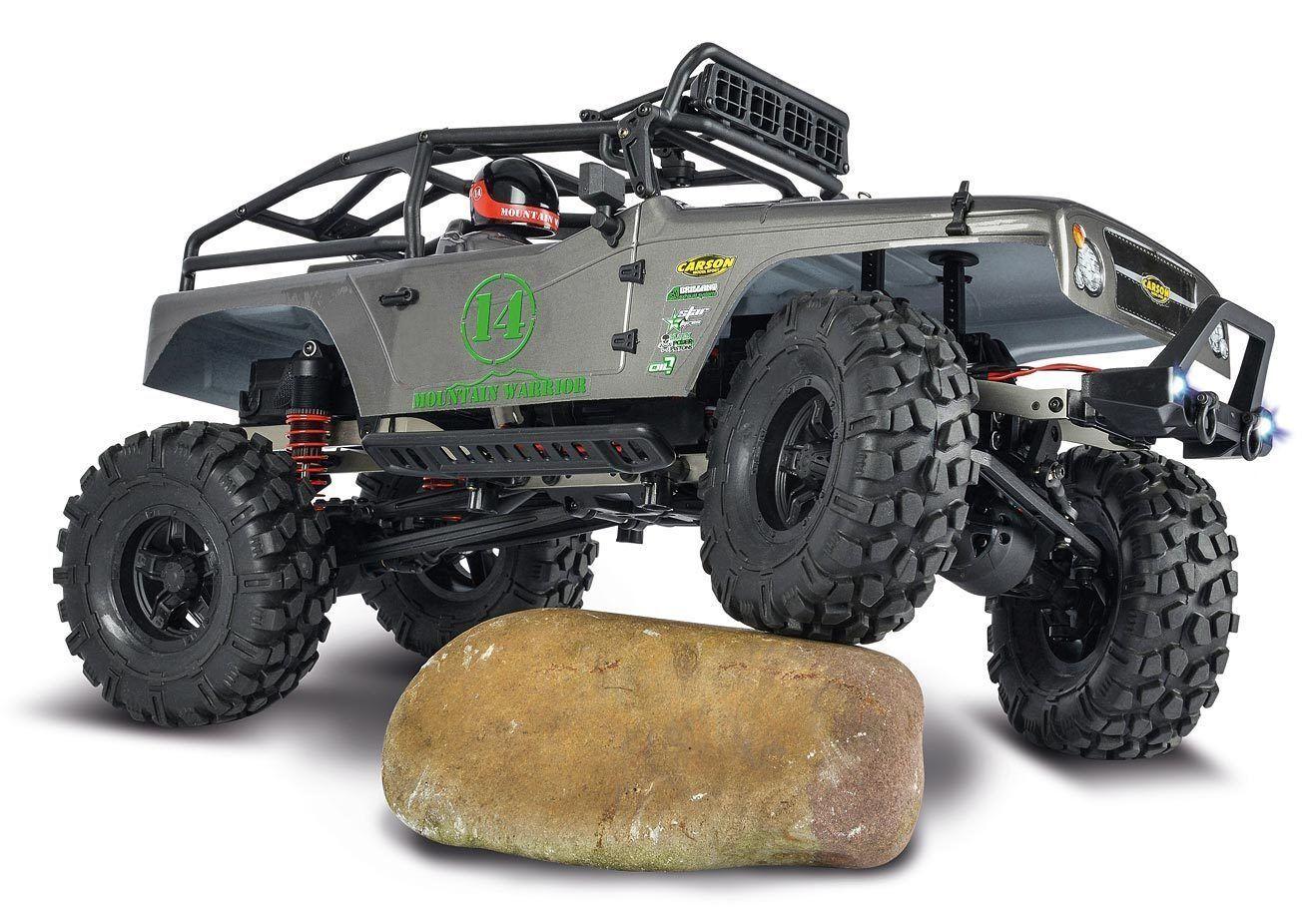Cocheson 500404094  RC-gradas mc-10 Mountain Warrior, 2,4 GHz, 100% rtr