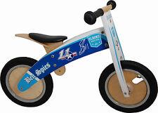 Kiddimoto Kurve Ben Spies Elbowz Legno bicicletta per equilibrio numero pedali