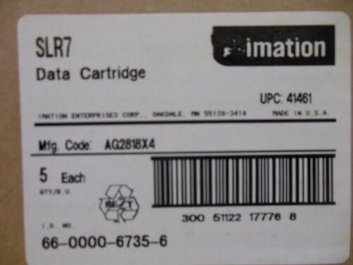 1 BRAND NEW sealed Imation SLR7 20GB/40GB data tape cartridge p/n: 41461