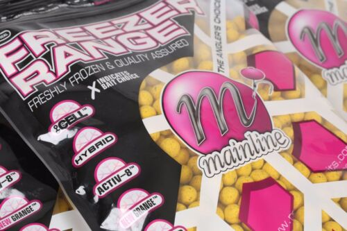 10kg OF MAINLINE FROZEN CELL FLAVOUR BOILIES 15mm, FOR CARP FISHINGCELL