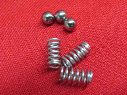 NEW 1939-48 Ford transmission synchronizer ball and spring set 81A-7109-ST