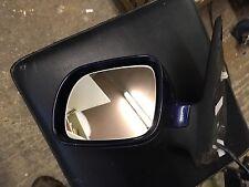VW Mk4 Golf Bora Jetta Raro Stubby Espejo Lado Izquierdo Azul Índigo eléctrico climatizada