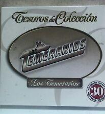LOS TEMERARIOS -Tesoros De Coleccion - CD NUEVO! 2007 30 Canciones de Colección