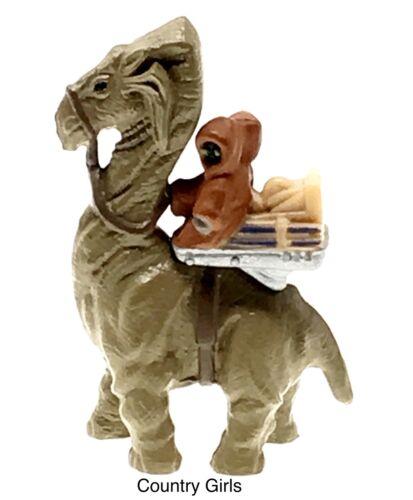 P6 Star Wars JAWA Riding Ronto Tatooine Micro Machines Galoob New Hope Pack Jawa