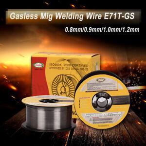 0-8-0-9-1-0-1-2MM-0-8-E71T-GS-Mig-sans-gaz-Fil-de-Soudure-Fourre-a-Souder-Cable