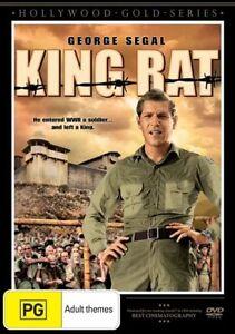 King-Rat-DVD-NEW-Region-4-Australia
