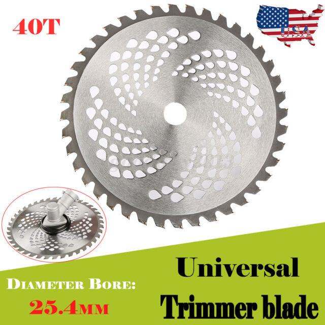10Inch 25 4mm For Brush Cutter Trimmer Bore Diameter 60T