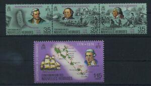 Nouvelle Hébrides 1974 Nr 395-398 Cachet (91780)-afficher Le Titre D'origine