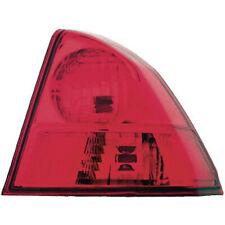 New Aftermarket Passenger Side Rear Tail Lamp Lens And Housing 33501s5ba01 V Fits 2004 Honda Civic