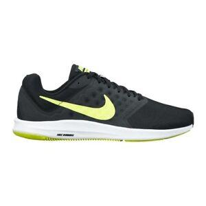 para hombre Negro Nuevas 7 zapatillas Nike Blanco Downshifter Lima En wvnHqBIRFH