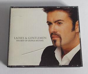 Ladies-amp-Gentlemen-The-Best-Of-George-Michael-1998-2-CD-VG