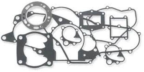 SUZUKI LT500 LT500R 500 QUADRACER QUADZILLA COMPLETE ENGINE GASKET KIT SEALS 87