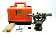David White Transit 8300 Survey Level Instrument With Hard Case Universal Nice