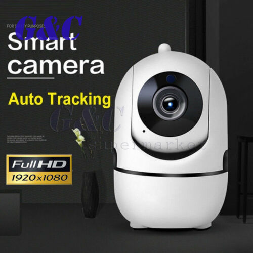 1080P Wireless WIFI IR IP Camera Night Vision Intelligent HD Surveillance Camera