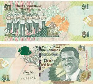 Bahamas - 1 Dollars 2008 Unc Pick 71-afficher Le Titre D'origine La RéPutation D'Abord