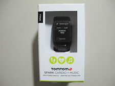 TomTom Spark Music Plus Cardio GPS Watch Black Small