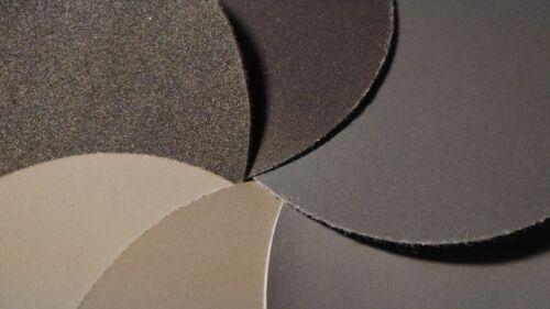 "Micro-Mesh abrasive orbital sanding discs 5/"" Schleifscheiben,1500-12000 125mm"
