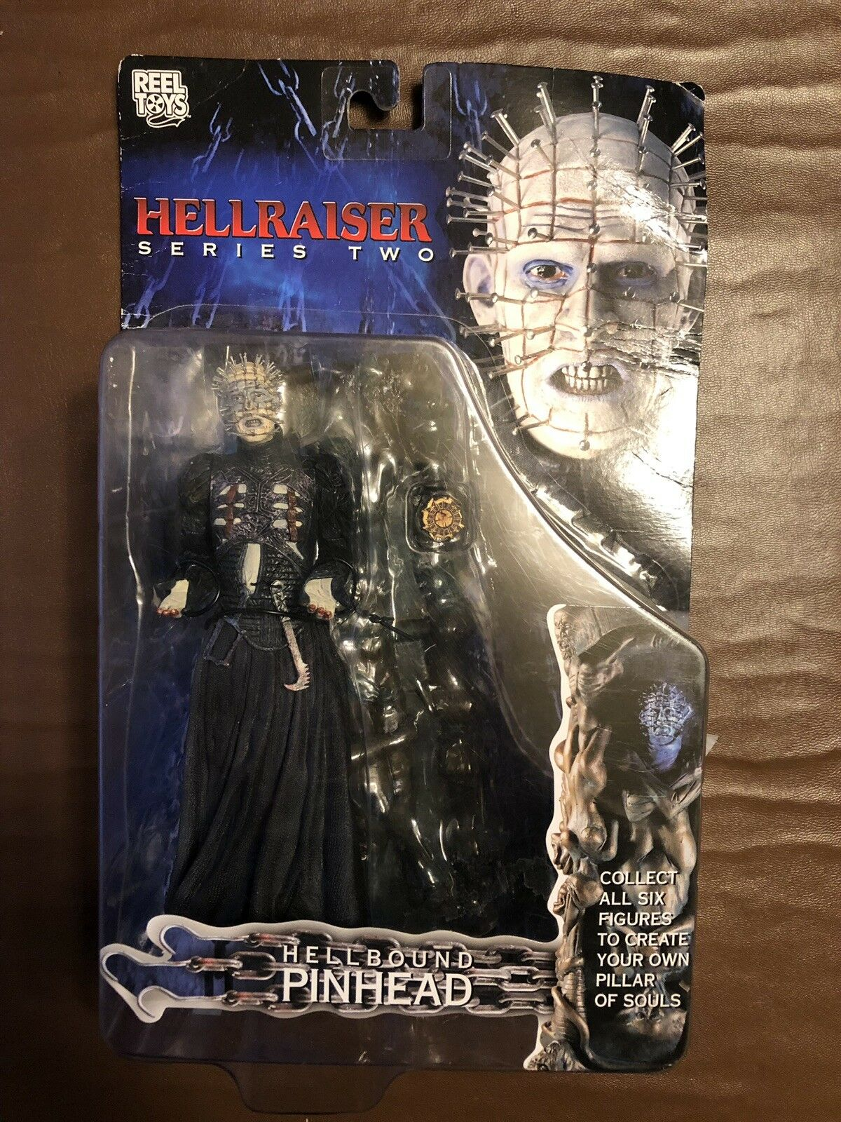 NECA Hellraiser Series 2 Pinhead Hell Bound  AFHRS2 83