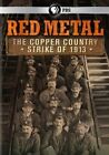 Red Metal The Copper Country Strike of 1913 Region 1 DVD
