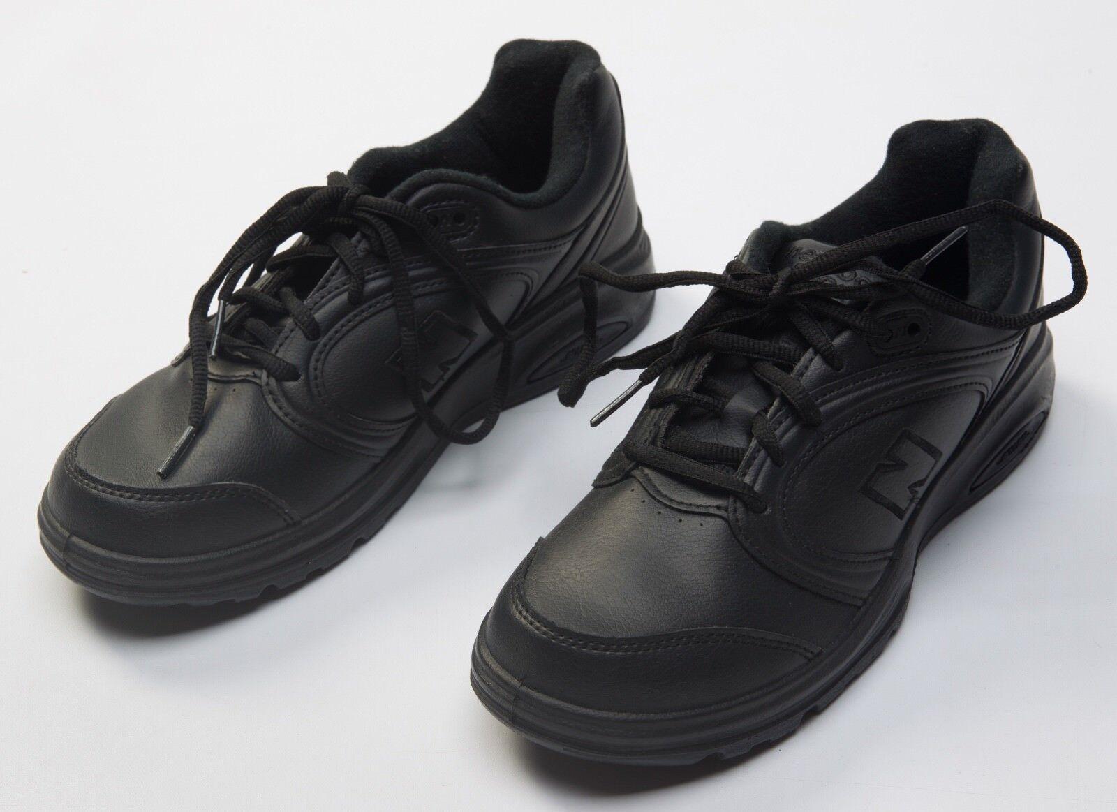 Women's New Balance NB WW812 Walking Athletic Shoes Size Sz US 7 US7 Black NWOB