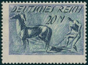 DR-1922-MiNr-196-I-tadellos-postfrisch-gepr-Tworek-Mi-100
