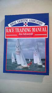 RYA-RACE-TRAINING-MANUAL-JIM-SALTONSTALL-HARDBACK