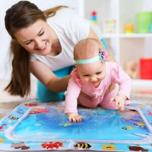 Large-Inflatable-Water-Play-Mat-Infants-Baby-Toddlers-Kid-Perfect-Fun-Tummy-Time