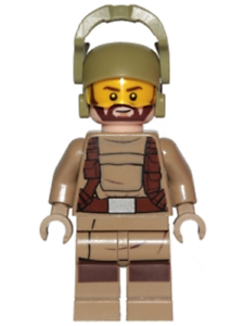 NEW LEGO RESISTANCE TROOPER FROM SET 75189 STAR WARS EPISODE 8 SW0867