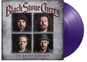 Black Stone Cherry - The Human Condition Purple Vinyl LP Worldwide 1250 NEU OVP