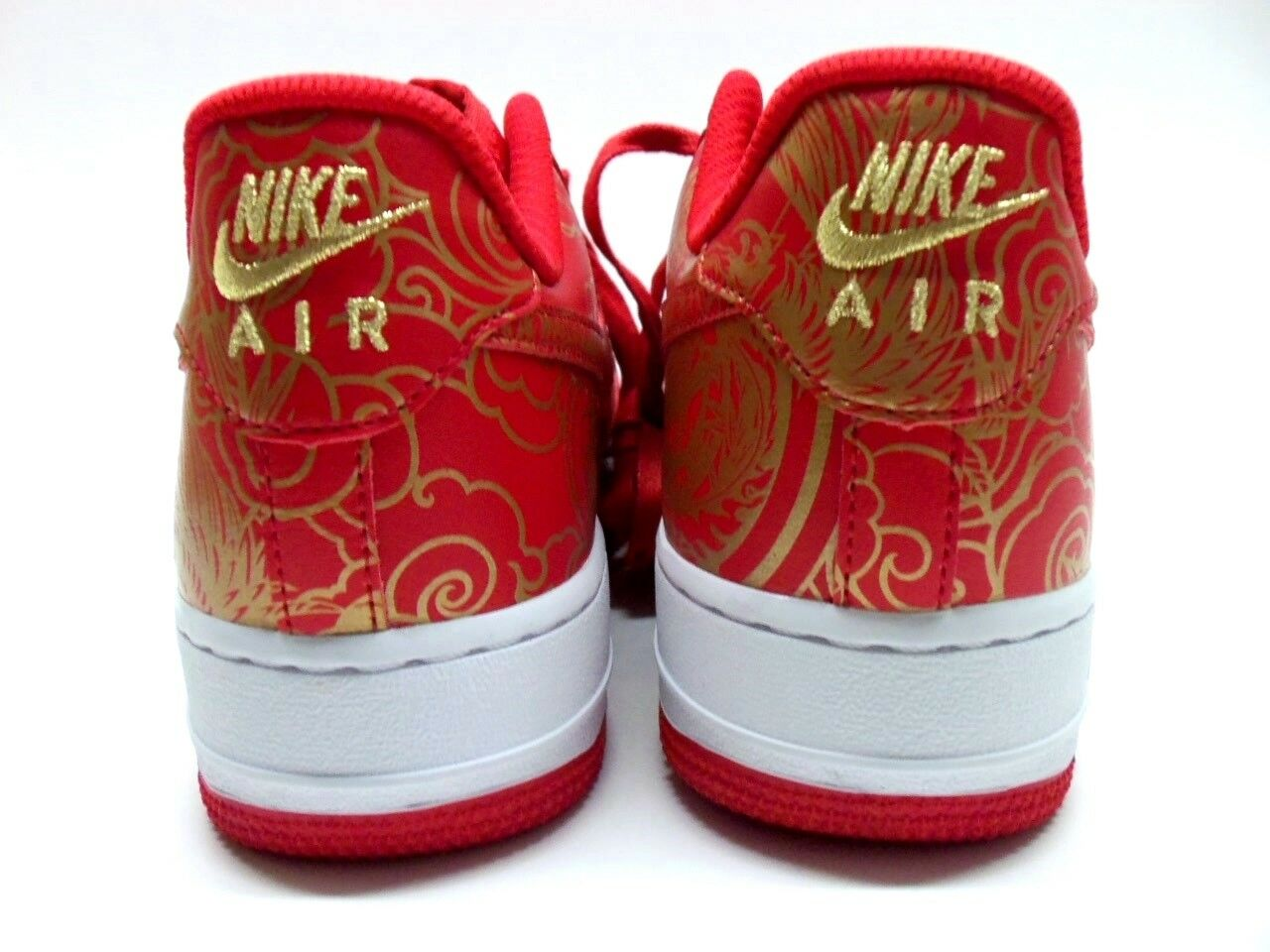 Nike air force 1 id id id chinese new year ROT / gold-Weiß größe für männer 8 [919729-992] b631d9