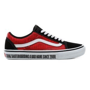 Achetez Chaussures Vans x Baker Old Skool Pro BlackWhite