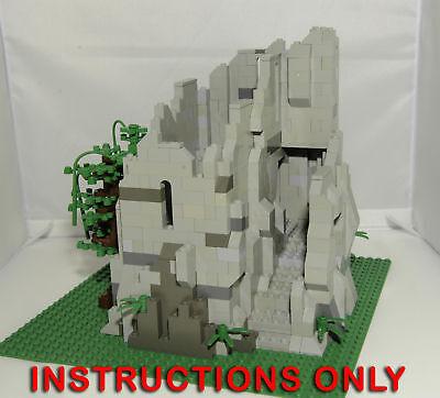 Custom Lego Instructions Collection On Ebay