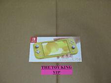 Nintendo переключатель Lite 32 ГБ игровая приставка — желтые — новые