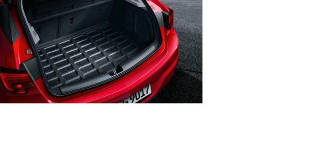 Original Opel Kofferraummatte Astra K Sports Tourer beidseitig nutzbar