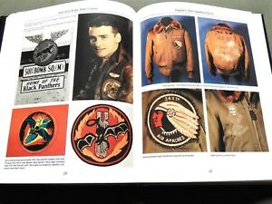 034-MORE-SILVER-WINGS-PINKS-amp-GREENS-034-US-AAF-WW2-PILOT-PATCH-BADGE-REFERENCE-BOOK