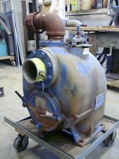 Gorman Rupp T4a60 B 4 Trash Pump