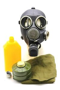 Gas-Mask-GP-7V-Kit-Soviet-Russian-with-flask-NEW-VINTAGE-GENUINE-all-sizes-RETRO