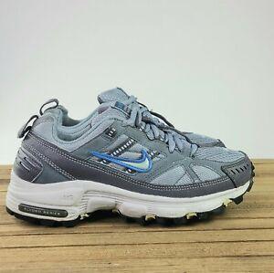 Chimenea conformidad Tranquilidad  Nike Air Alvord serie trail running para mujer Talla 6 gris/azul rápido  envío 💨 | eBay