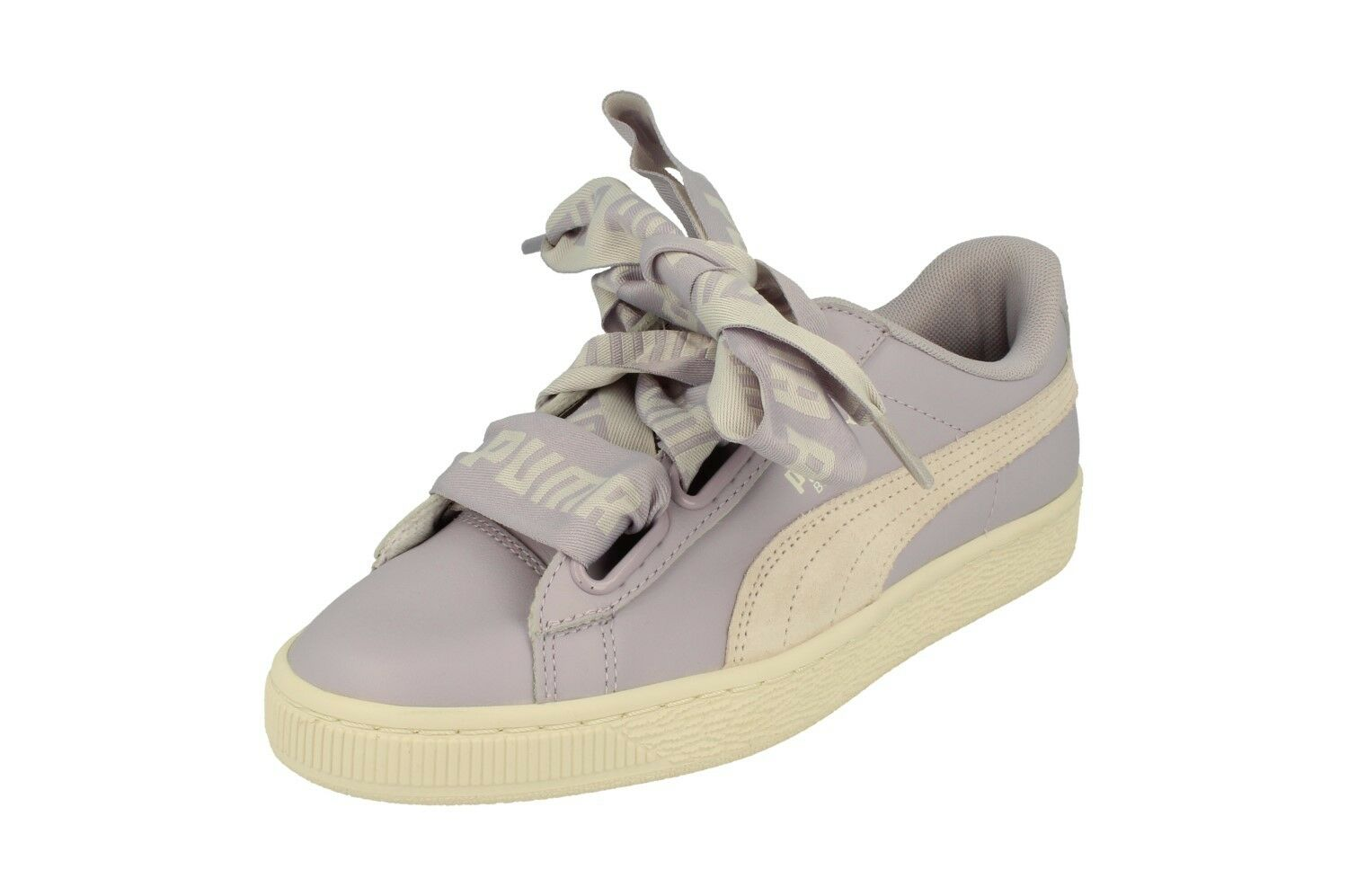 Puma Womens Basket Heart De Trainers 364082 Sneakers shoes 07