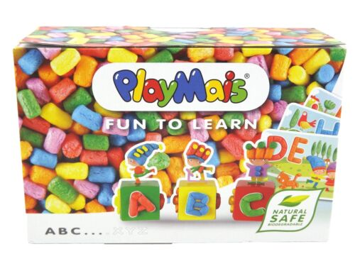 PlayMais Fun To Learn 550 Stück ABC Pirates