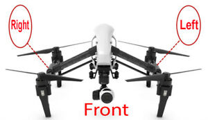 Genuine-DJI-Inspire-2-Left-or-Right-Arm-Assembly-Main-Frame-Boom-Parts-No-7-8