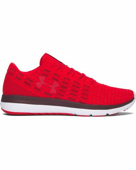 Uomo Under Armour Slingflex Low Curry Running  Red New, Red  1285676-601 6240e2