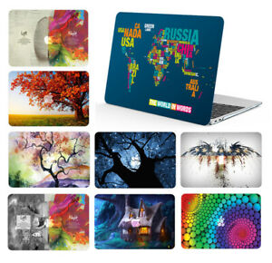 """Mid2012 Macbook Pro 15.4"""" A1286 (CD ROM)MD103 Laptop Hard Case Keyboard Cover DC"""