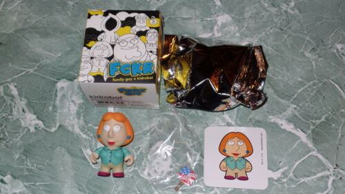 "Kidrobot Family Guy lois Griffin 3/"" Vinyl Figure Series 1 Complete Box 2//16 NEUF"