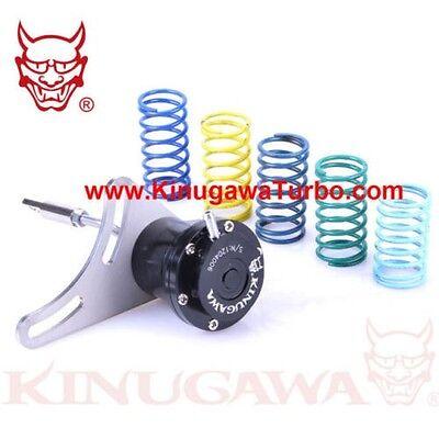 Kinugawa Adjustable Turbo Internal Wastegate Actuator Garrett GT25R w/ 5 Spring